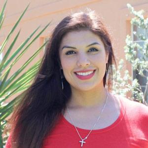 Sabrina Avila, Mobility Coordinator